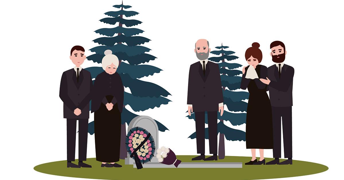 会葬礼状を手作りしてみた!家族葬におけるお手軽会葬礼状の作り方!