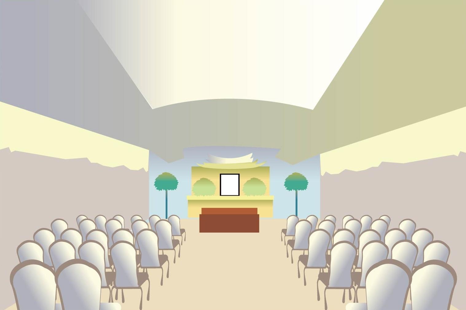セレモニーホールで葬儀をするメリットデメリット!
