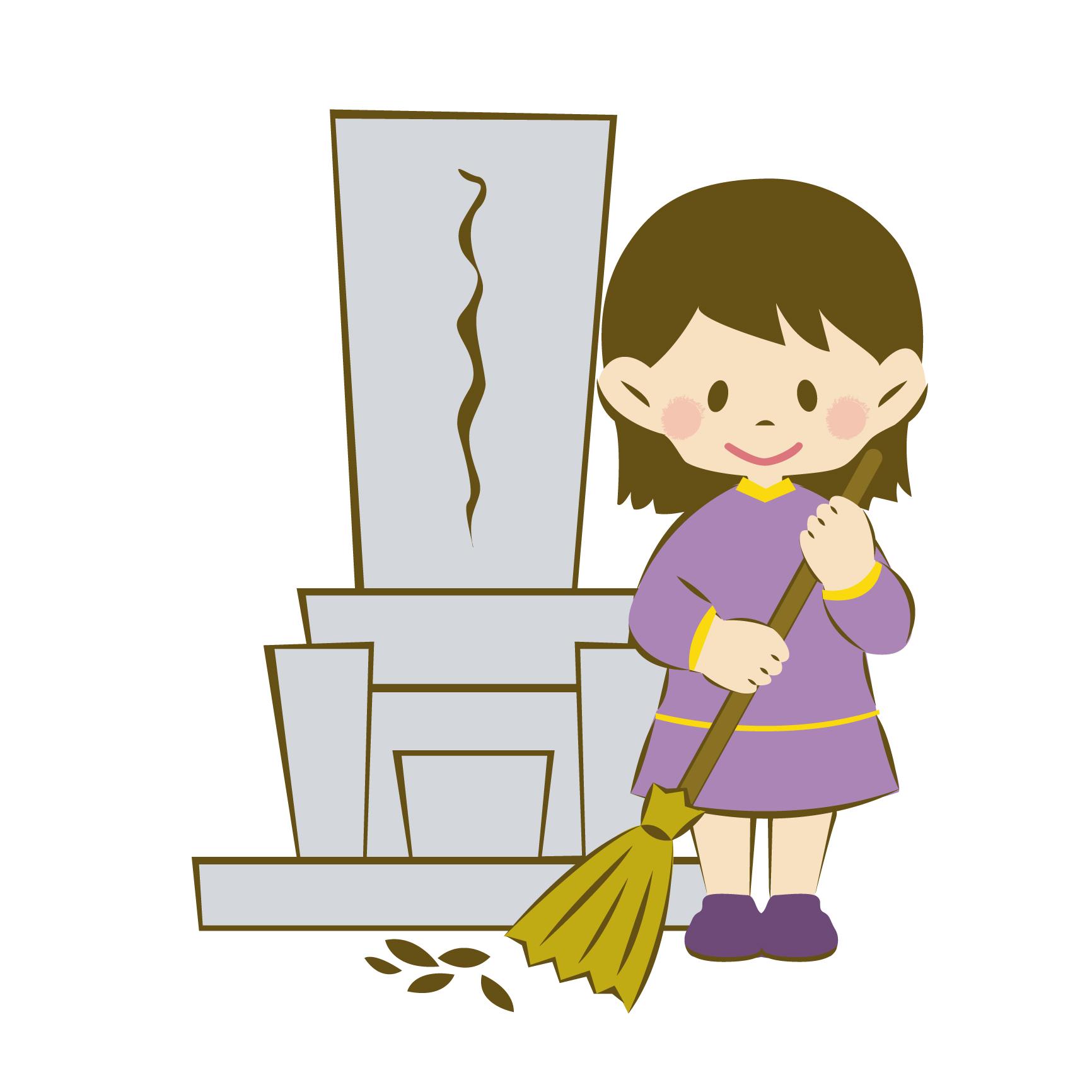 身近なアイテムが役立つ!墓石の掃除に便利!知ってるキレイを保つ掃除の仕方