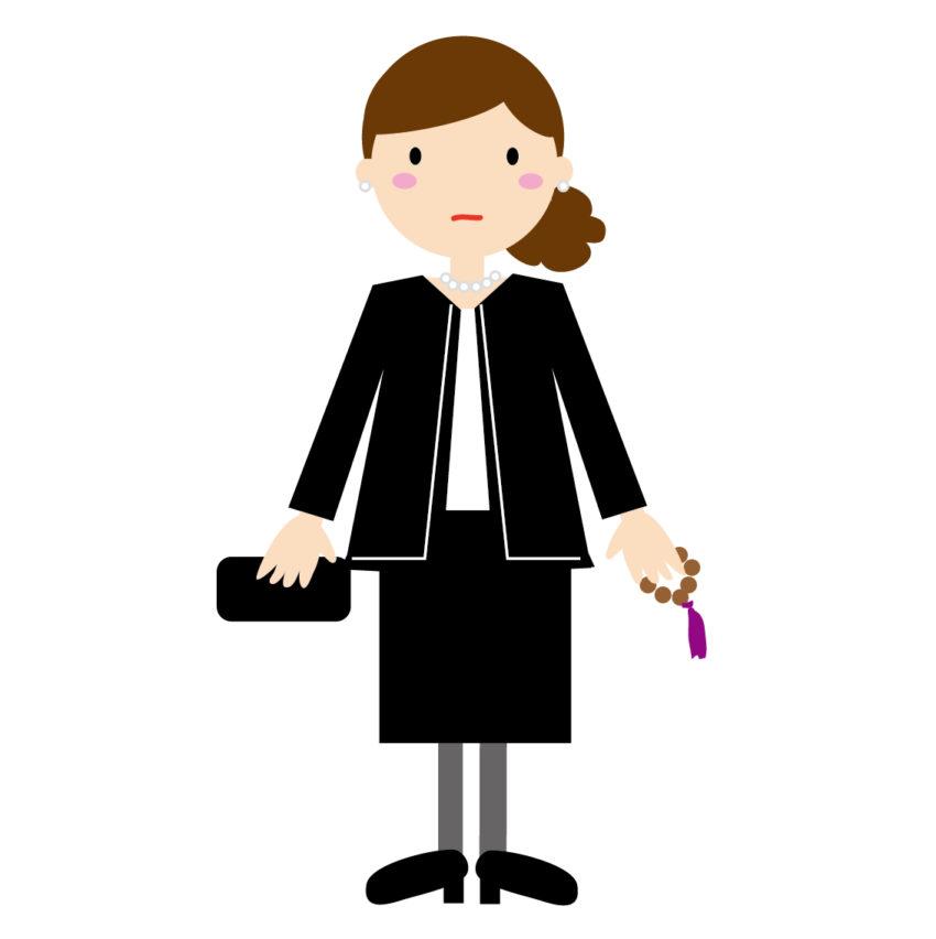 妊婦はお葬式に参列しても良い?気になる迷信と最適な服装について