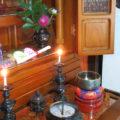 仏壇の配置、お供え物の仕方など紹介します!