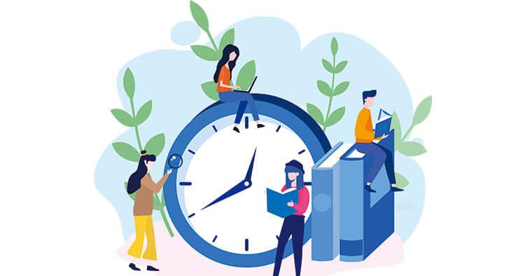 葬儀のスケジュールはどう決める?喪主が把握しておくべき日程や時間、タイムスケジュール