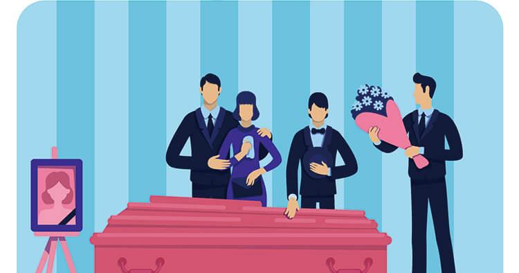 親族として参列する葬儀の作法|親族が知っておくべき葬儀の作法・マナーの常識 通夜の作法