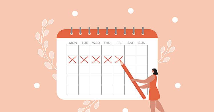 葬儀後の四十九日まで大忙し!スケジュール管理が重要です 四十九日の数え方