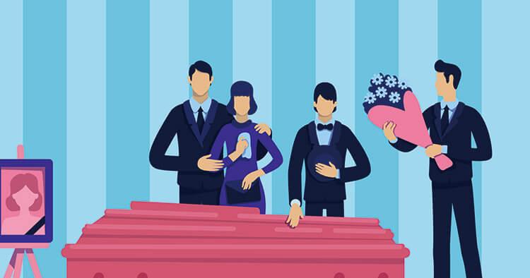 親族の葬儀で休暇は取れる?