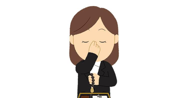 葬儀での焼香の作法|知っておくべき通夜、葬儀の焼香の作法・マナーの常識