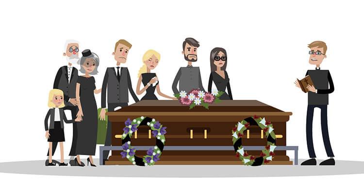 葬儀の電報のお礼はどうしたらいいの?